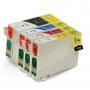 Kit Cartucho Compatível Epson / T140120/ T140220/ T140320/ T140420