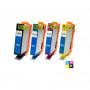 Kit Cartucho de Tinta Compatível HP 904XL