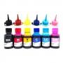 Tinta Inktec Corante para Epson 6 x 100 ml
