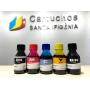 Tinta Inktec Kit 5 Cores Xp 802 / 702 500 Ml