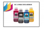 Tinta Sublimática Gênesis - 4 Litros (4 cores)