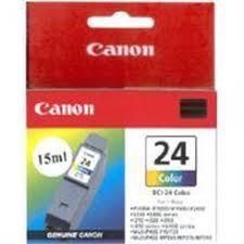 Cartucho Canon Original 24 - Colorido