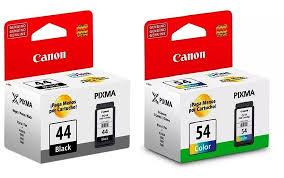 Cartucho Canon Original 44/ 54 - Preto e Colorido