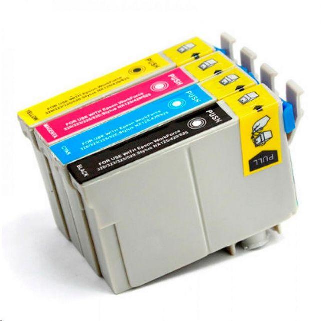 Cartucho Compatível Epson C63 - T0461/T0472/T0473/T0474