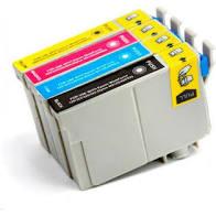 Cartucho Compatível EPSON T090 Preto / 73N Colorido