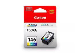 Cartucho Original Canon CL 146 - Colorido