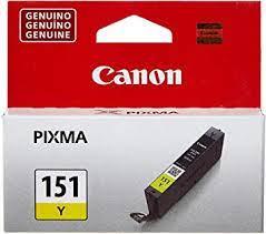 Cartucho Original Canon Pgi 151- Amarelo