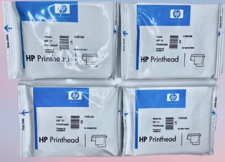 Kit Cabeça de Impressão Hp 11 - ORIGINAL s/caixa + Um Brinde Surpresa