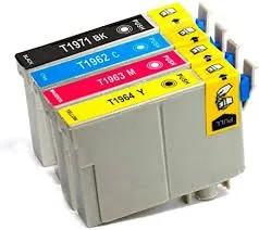 Kit Cartucho Compatível Epson C63/ C65/ C83/ C85/ CX3500/ CX4500/ CX6500