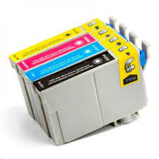 Kit Cartucho Compatível Epson Tx115/ Tx105 / T23 / T24