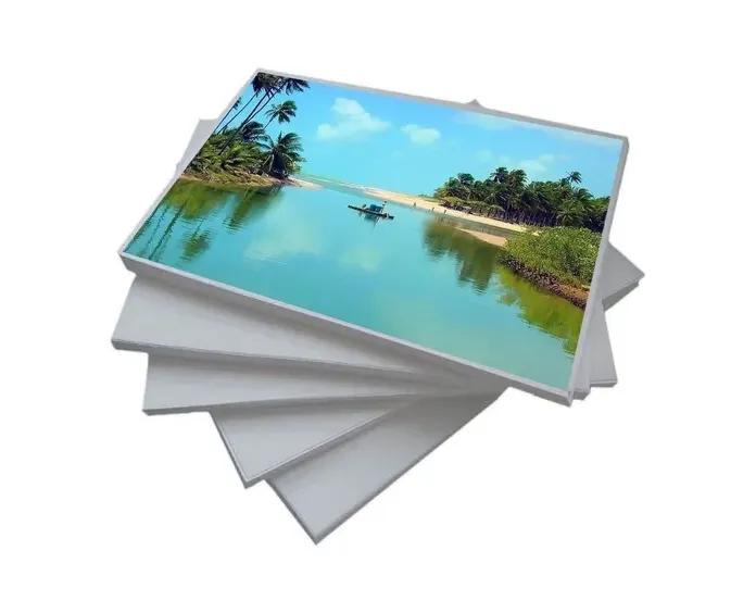 Papel Fotográfico Glossy A4 135 gramas 100 folhas