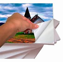 Papel Matte Adesivo A4 110 gramas 100 folhas