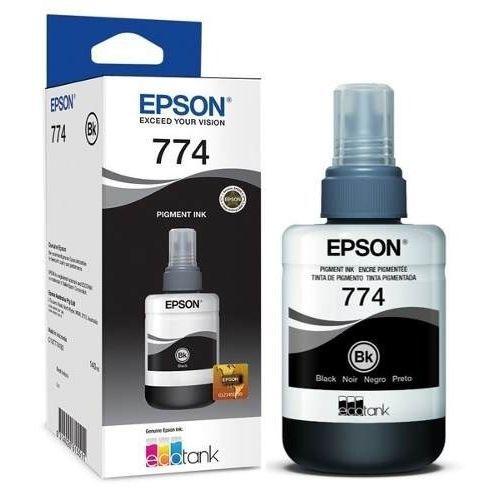 Refil de Tinta Epson T774120-AL Preto - Original