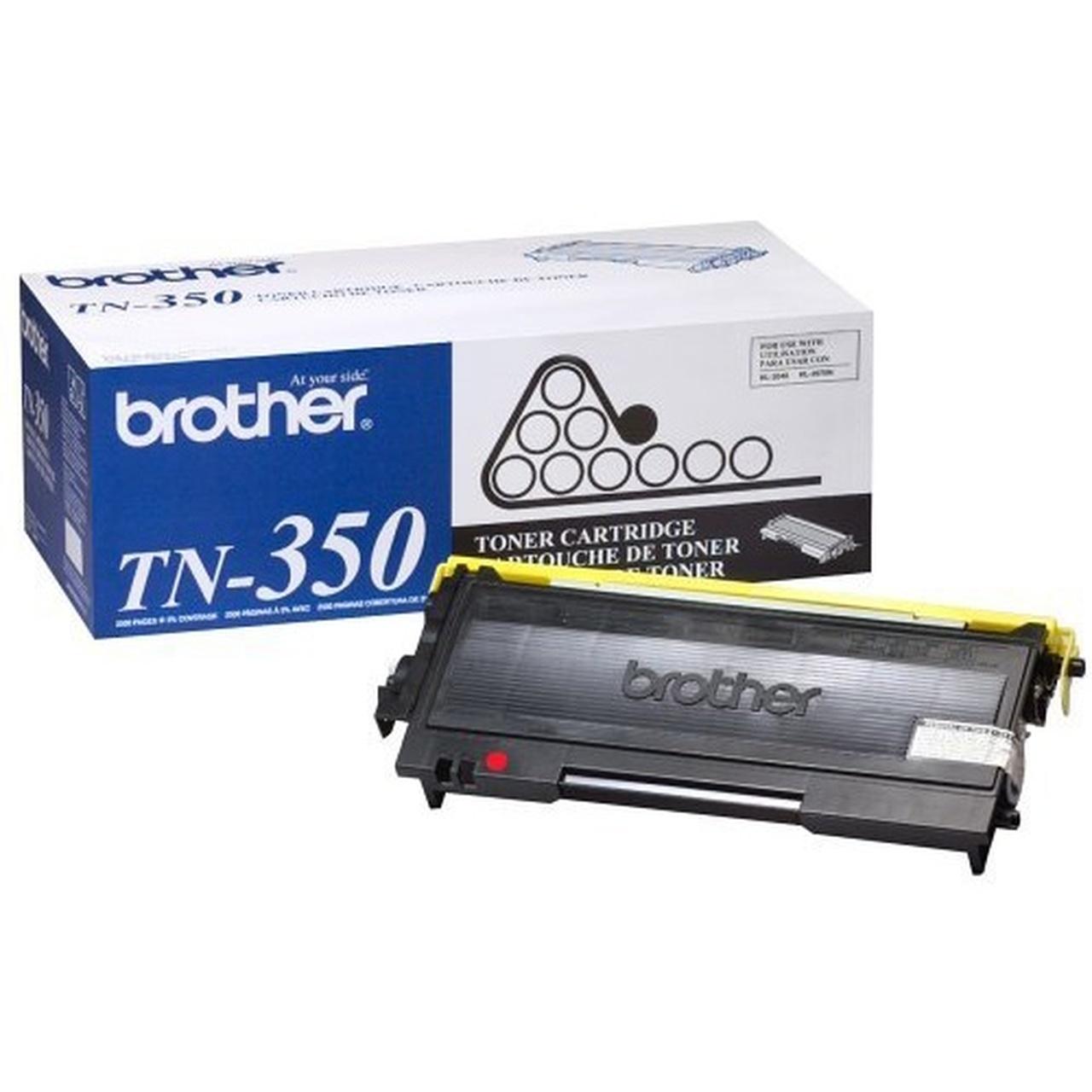 Toner Brother Original - TN-350