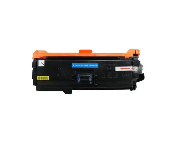 Toner Compatível Hp Ce251a / 401a
