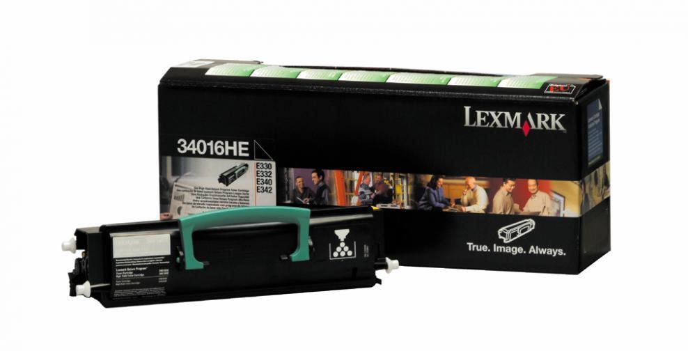 Toner Compatível Lexmark - E332N