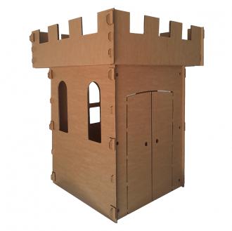 Castelo de Papelão - Médio