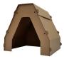 Cabana de Papelão