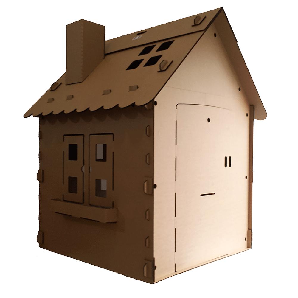 Casa de Papelão - Pape G