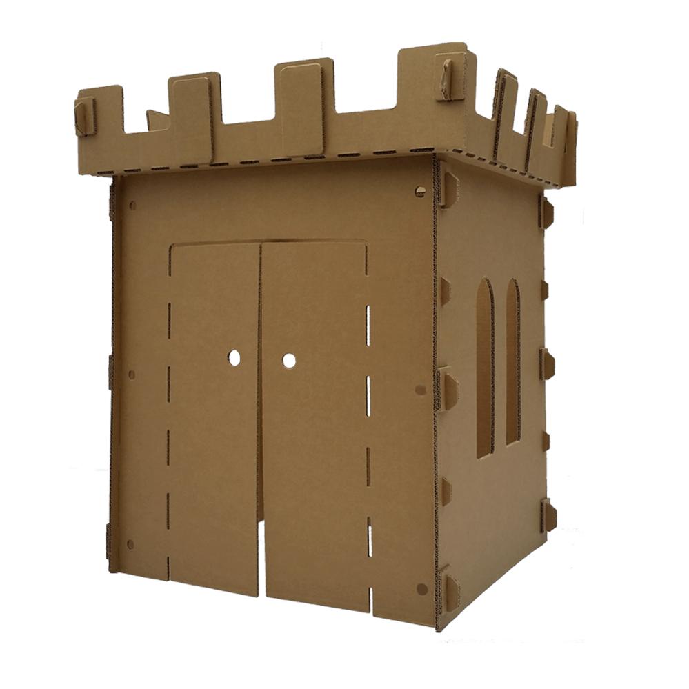 Castelo de Papelão - Pequeno