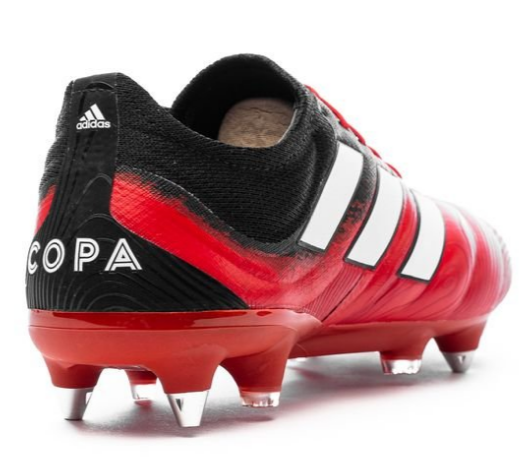 Adidas Copa 20.1 SG Couro de Canguru - Trava Mista