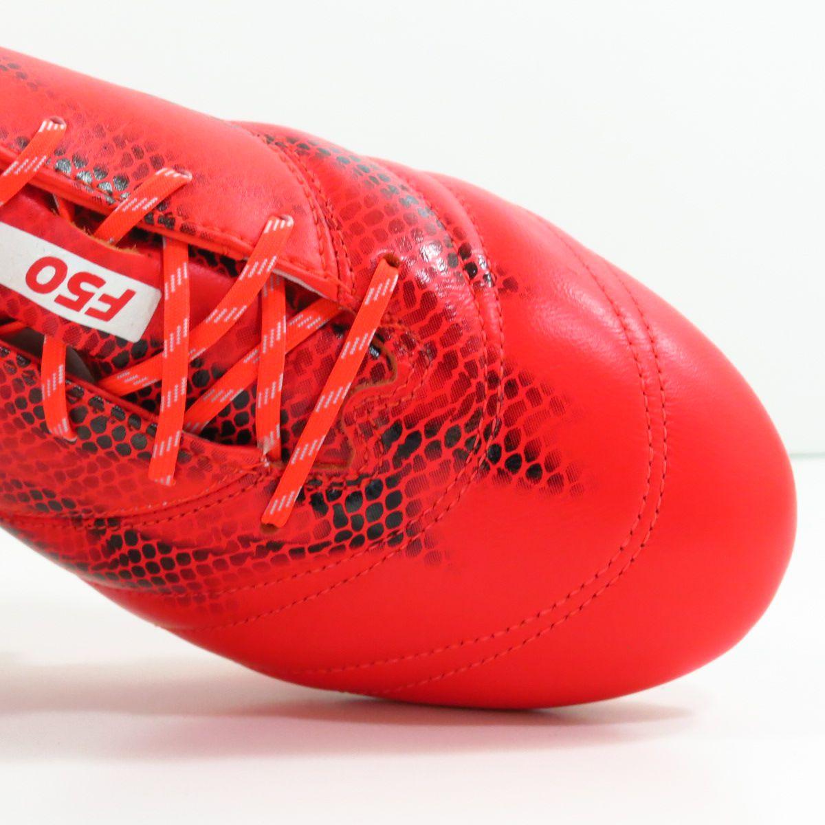 Adidas F50 Adizero SG - Couro de Canguru Trava Mista