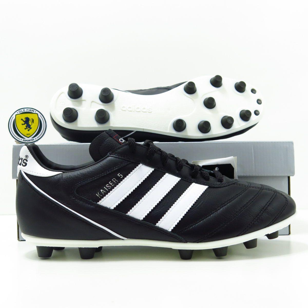 Adidas Kaiser 5 Liga FG - Couro