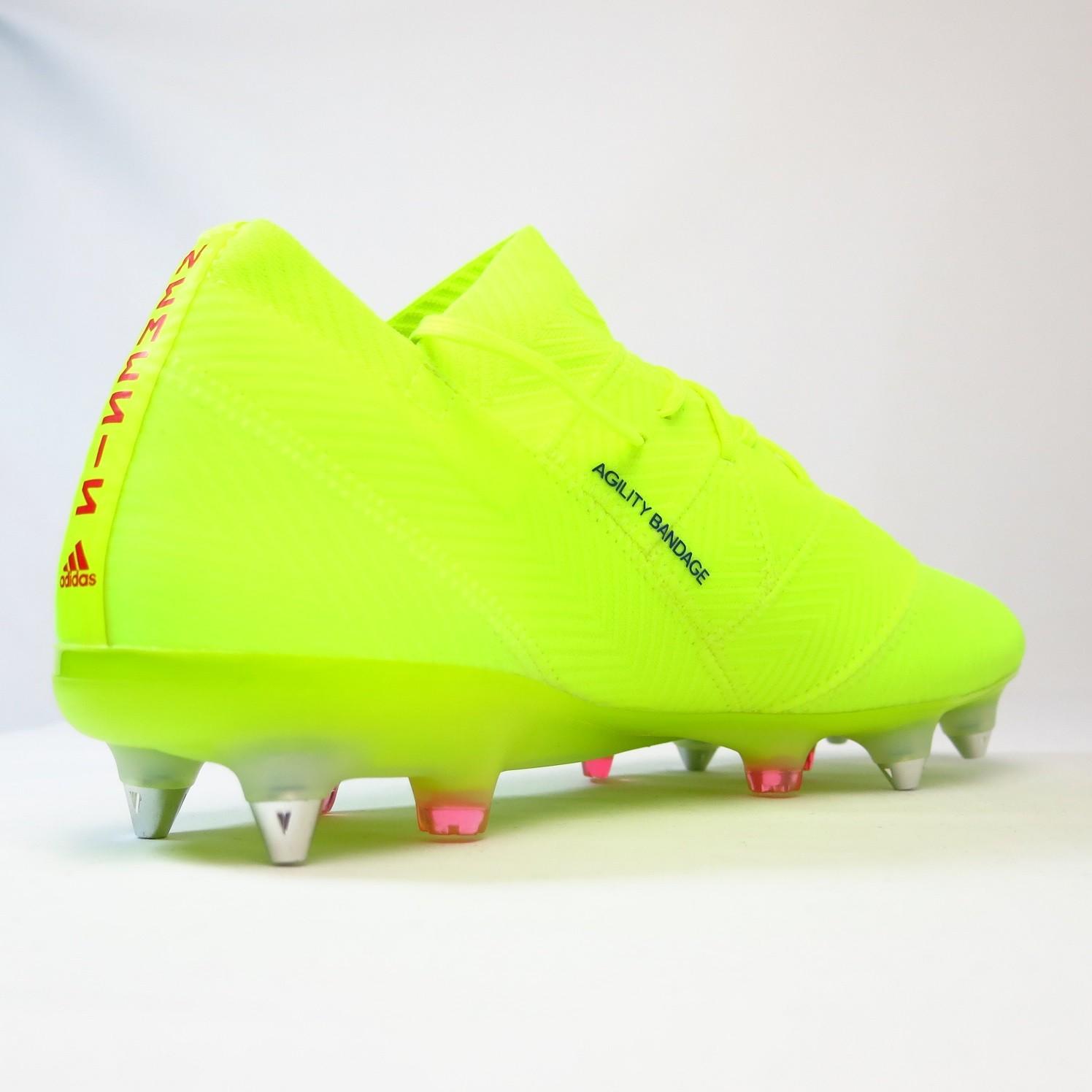 Adidas Nemeziz 18.1 SG PRO - Trava Mista