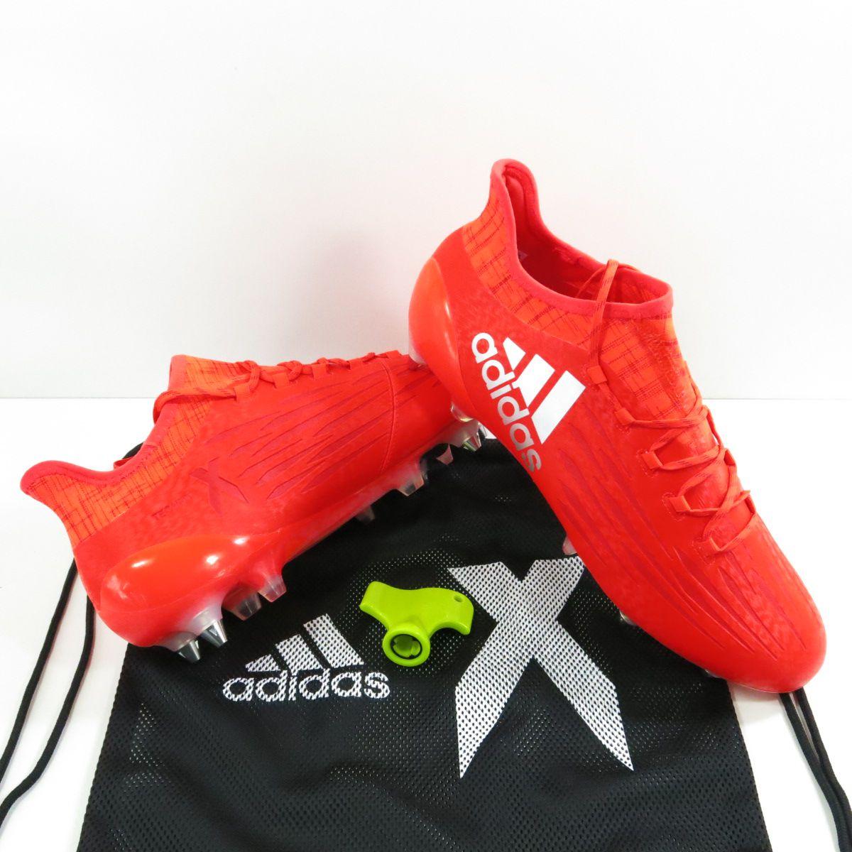 Chuteira Adidas X 16.1 SG Elite - Trava Mista