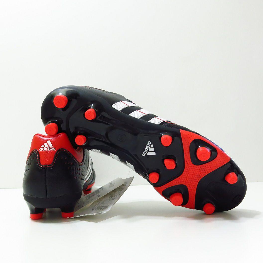 Chuteira Adidas 11NOVA FG - Couro