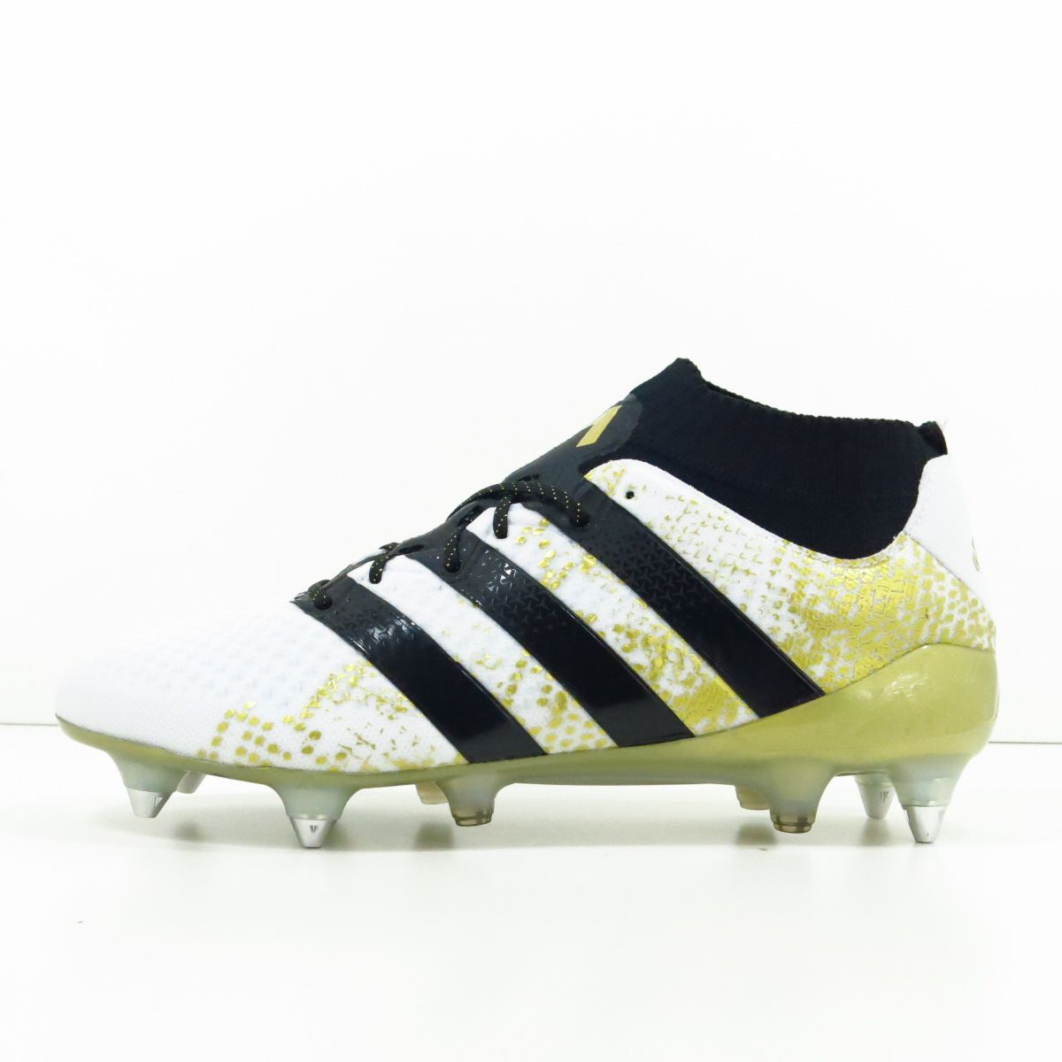 Chuteira Adidas Ace 16.1 SG Elite - Trava Mista