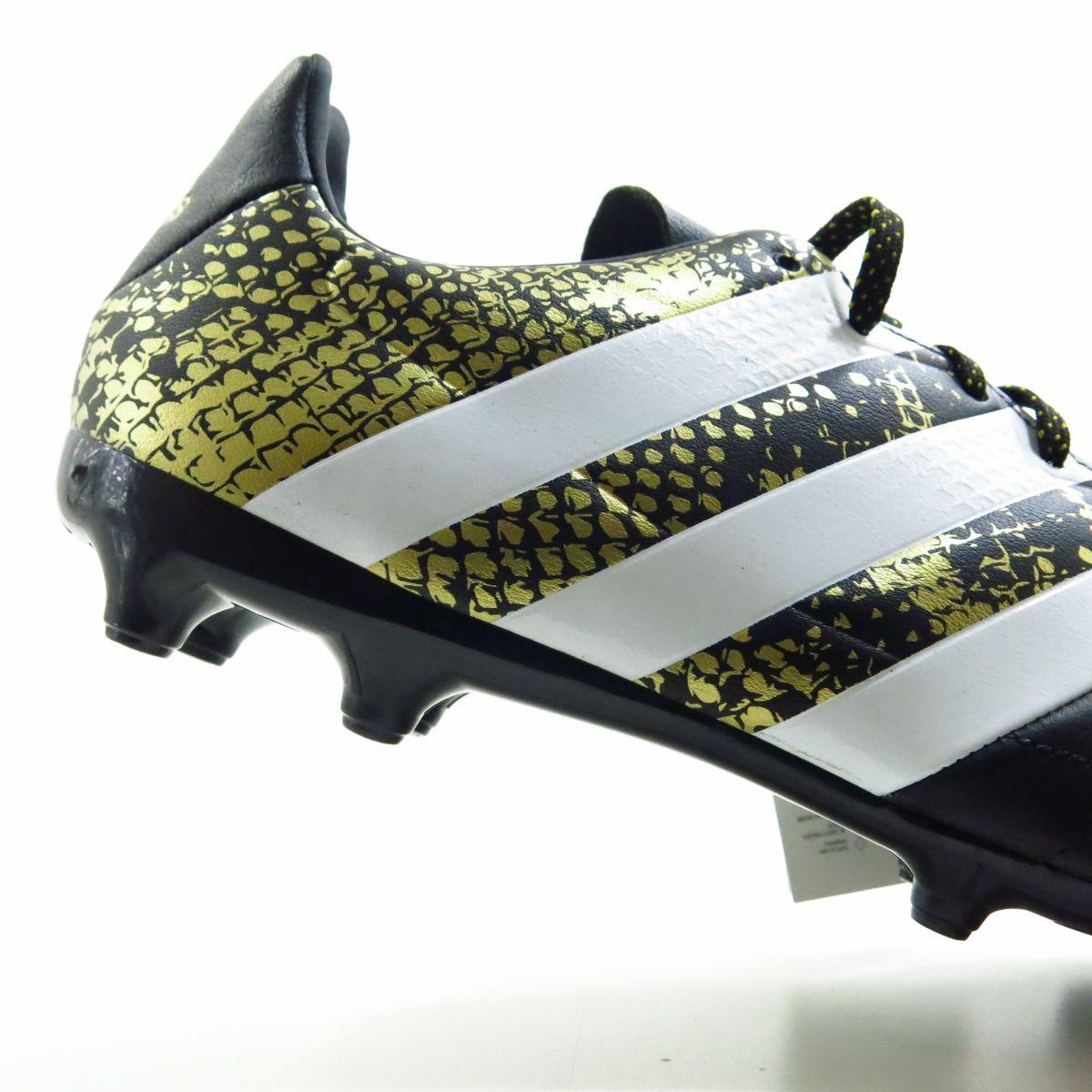Chuteira Adidas Ace 16.3 FG - Couro