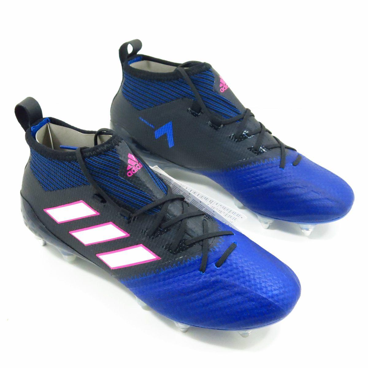 Chuteira Adidas Ace 17.1 Primeknit SG - Trava Mista