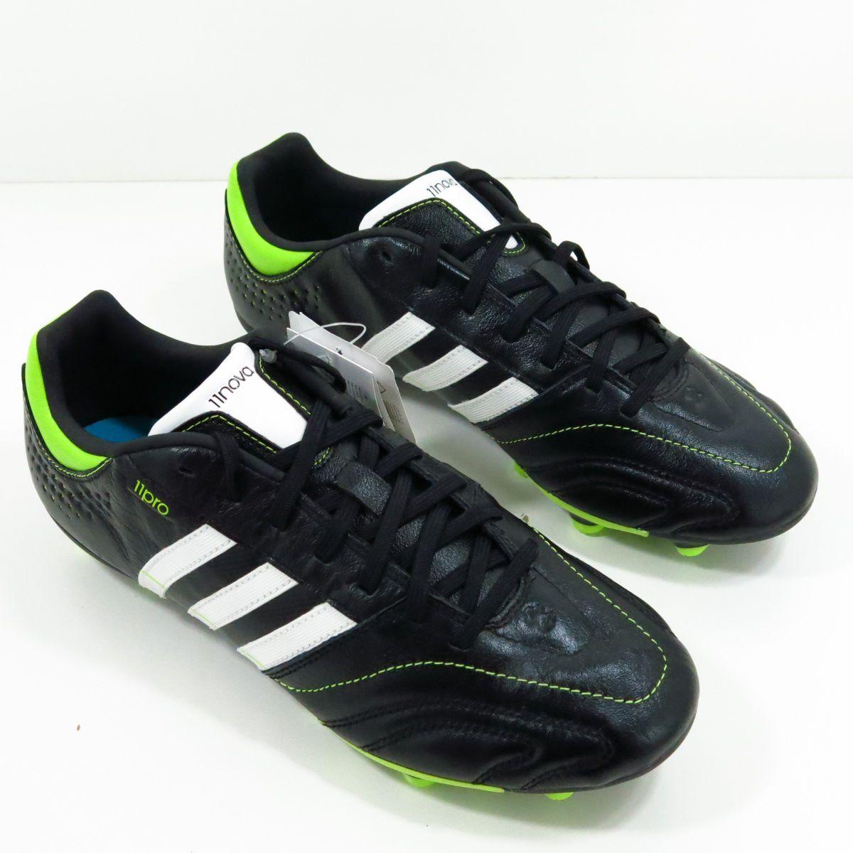 Chuteira Adidas Adipure 11NOVA FG - Couro