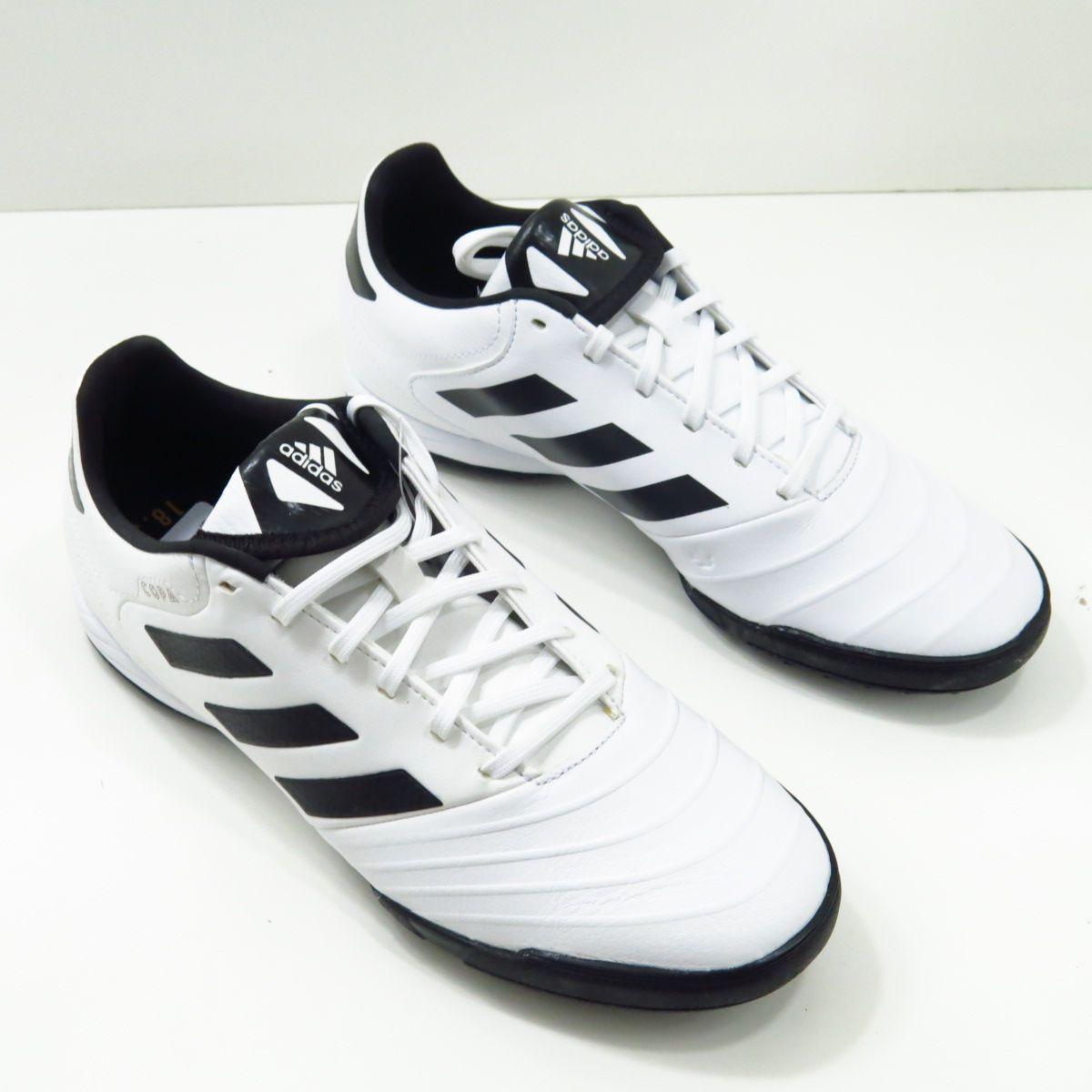 Chuteira Adidas Copa 18.3 TF Society - Couro