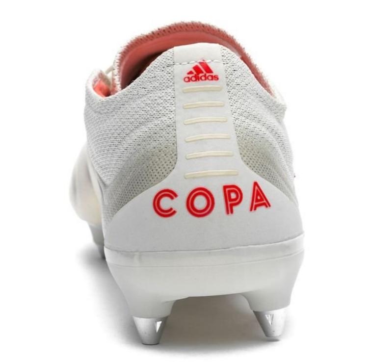 Chuteira adidas Copa 19.1 SG Trava Mista - Couro de Canguru