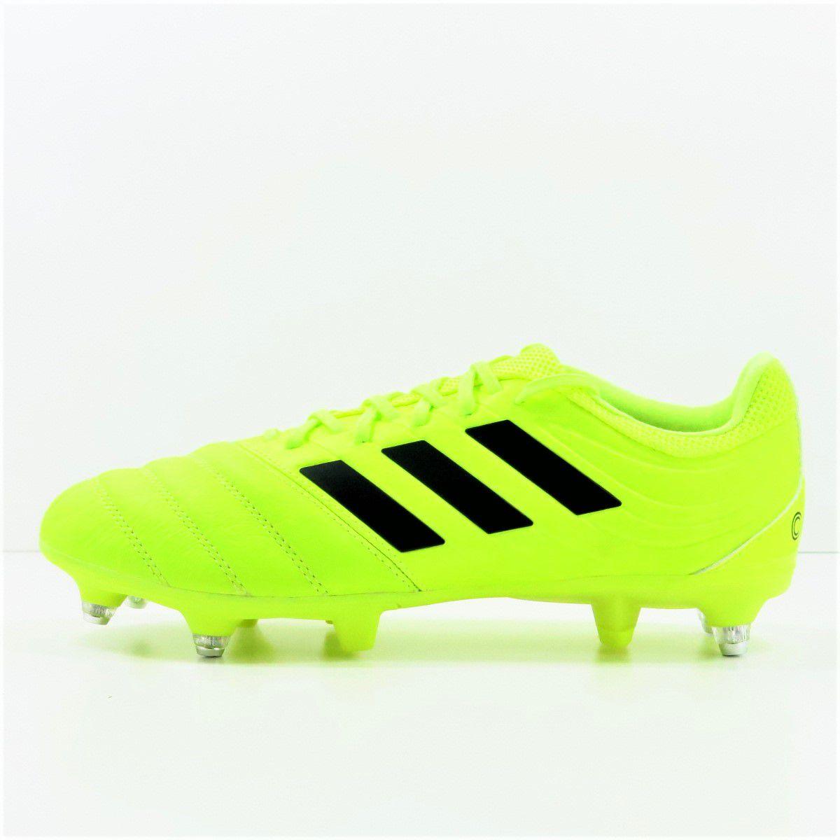Chuteira Adidas Copa 19.3 SG Trava Mista Couro