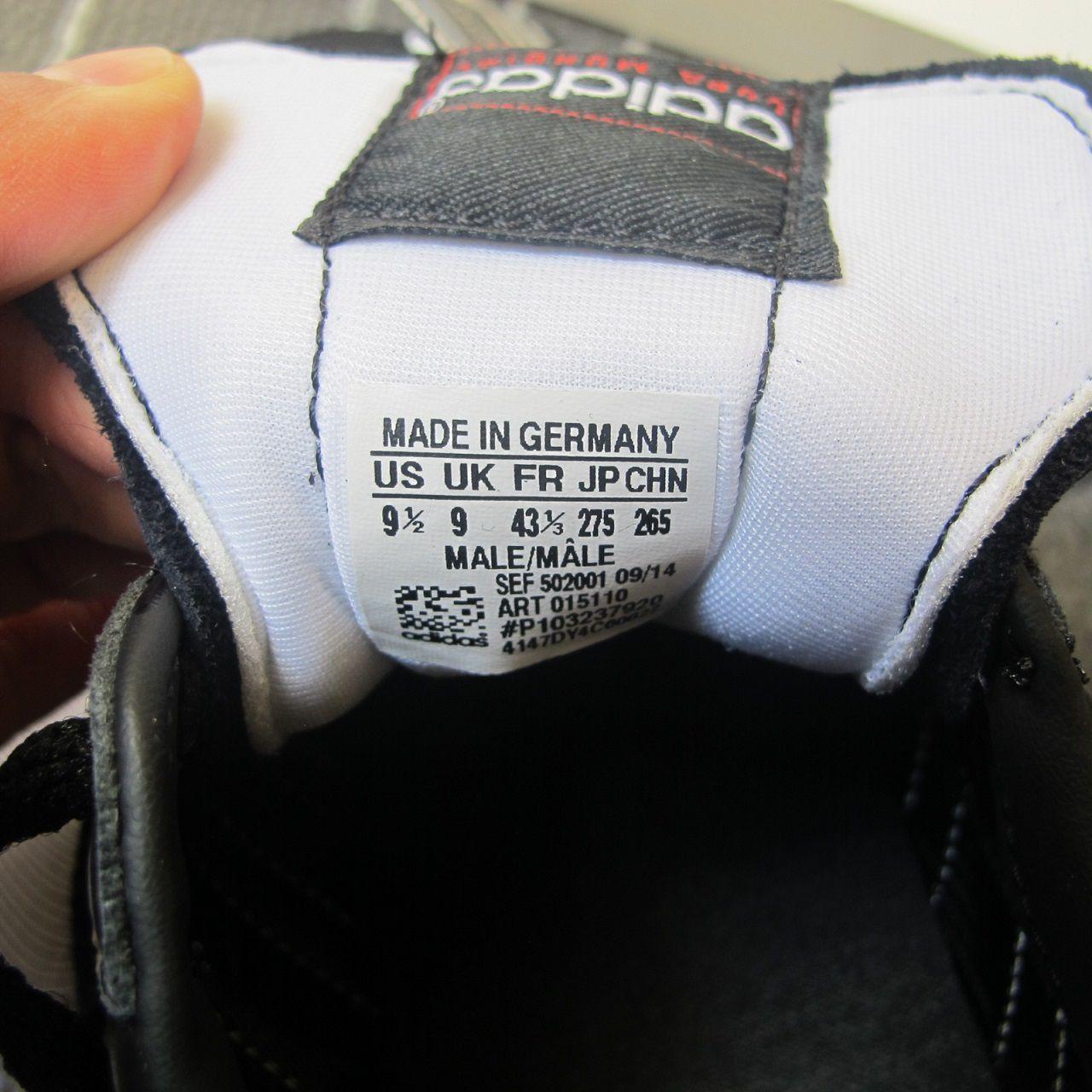Chuteira Adidas Copa Mundial FG - Couro de Canguru