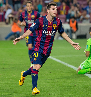 Chuteira adidas F30 FG - Messi