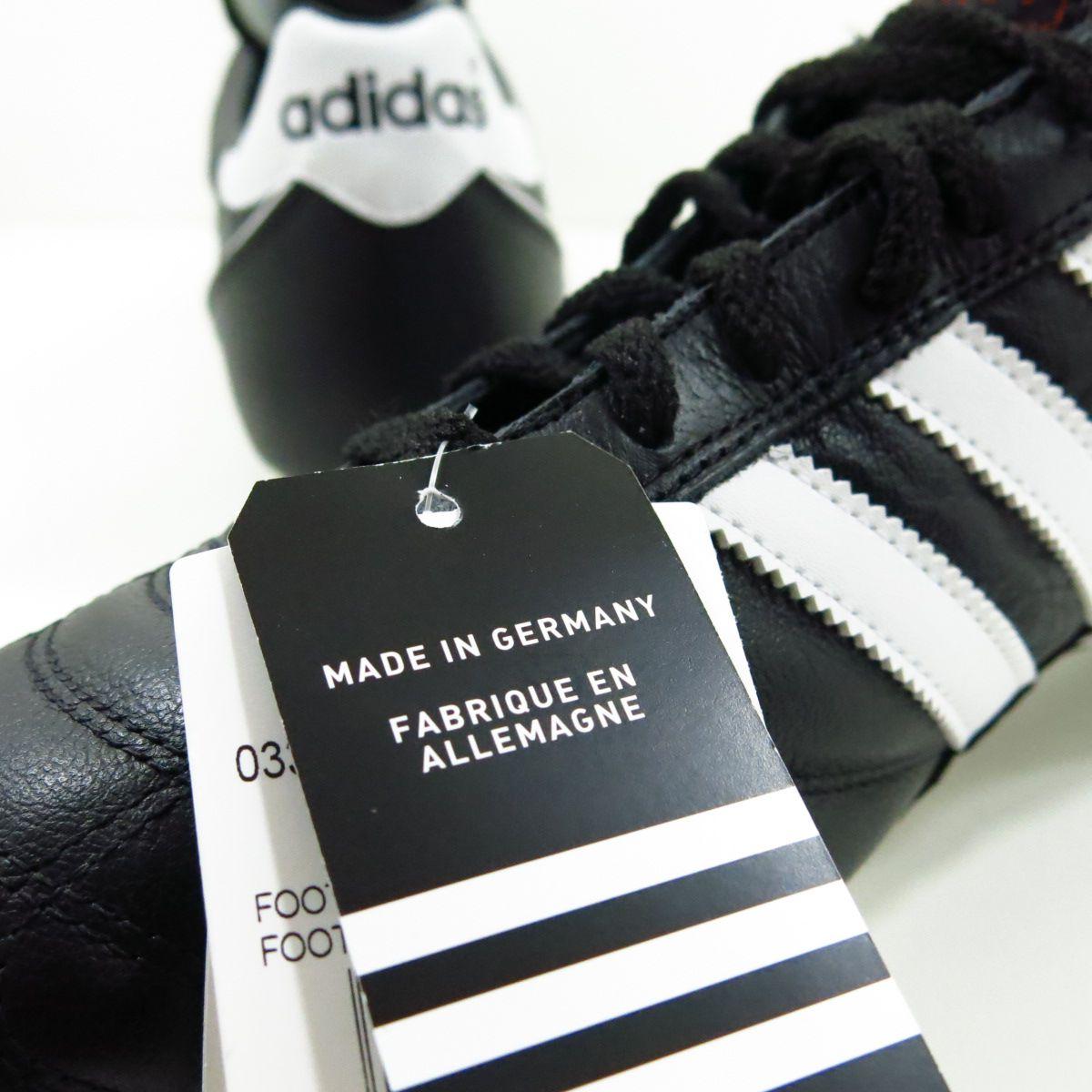Chuteira Adidas Kaiser Cup SG - Couro