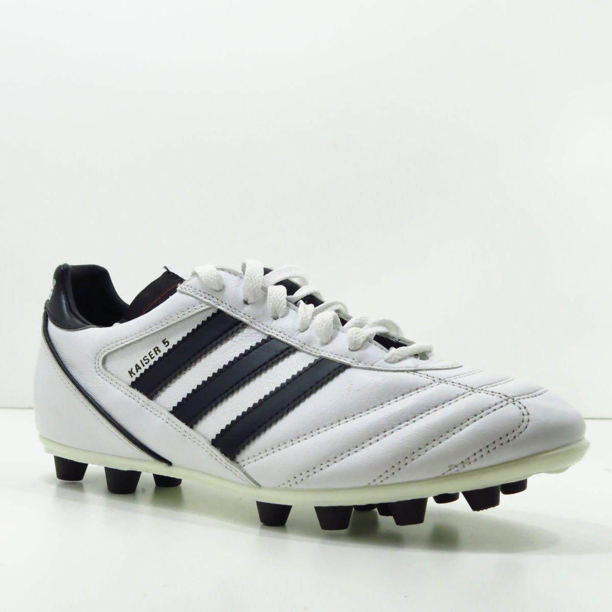Chuteira Adidas Kaiser FG - Couro