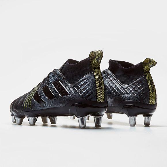 Chuteira Adidas Kakari X Kevlar 2 SG Rugby