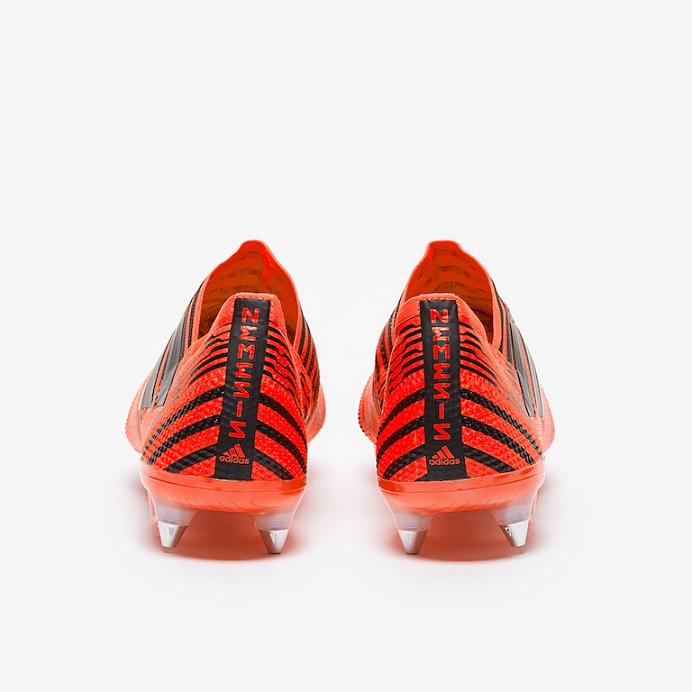 Chuteira Adidas Nemeziz 17+ SG - Trava Mista