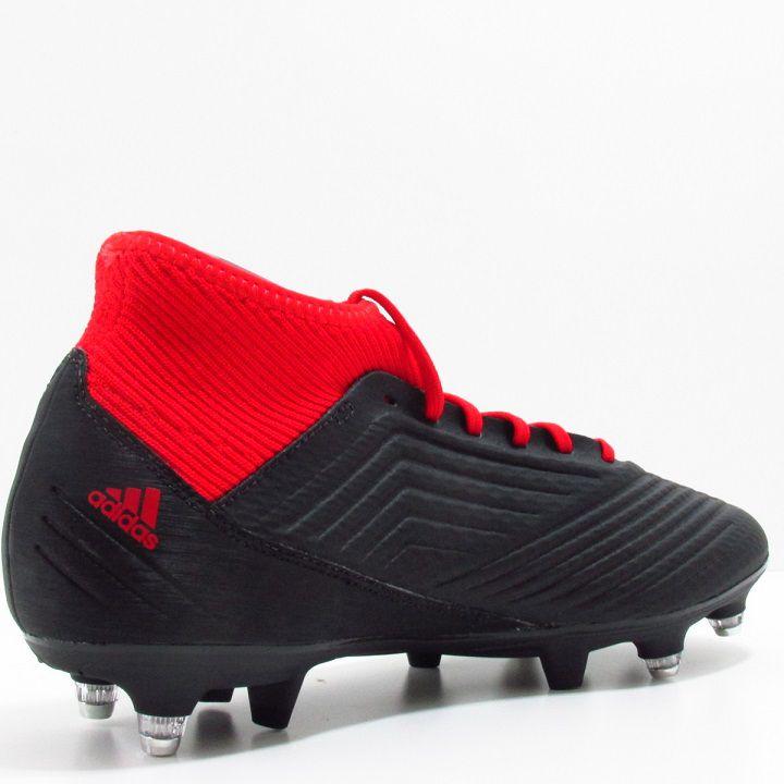 Chuteira Adidas Predator 18.3 SG - Trava Mista