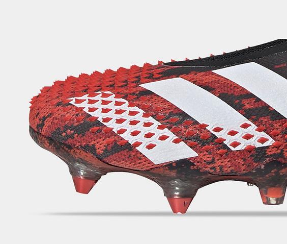Chuteira Adidas Predator 20+ SG - Trava Mista