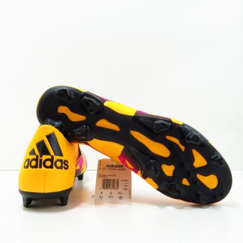 Chuteira Adidas X 15.1 FG - Couro de Canguru