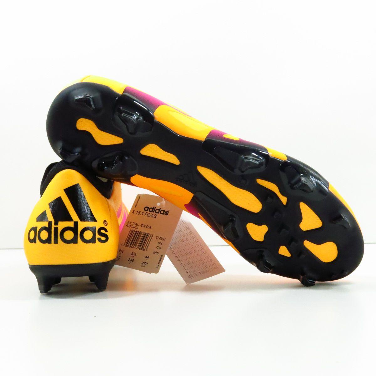 Chuteira Adidas X 15.1 FG Elite