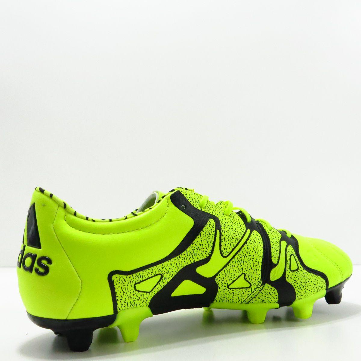 Chuteira Adidas X 15.2 FG - Couro