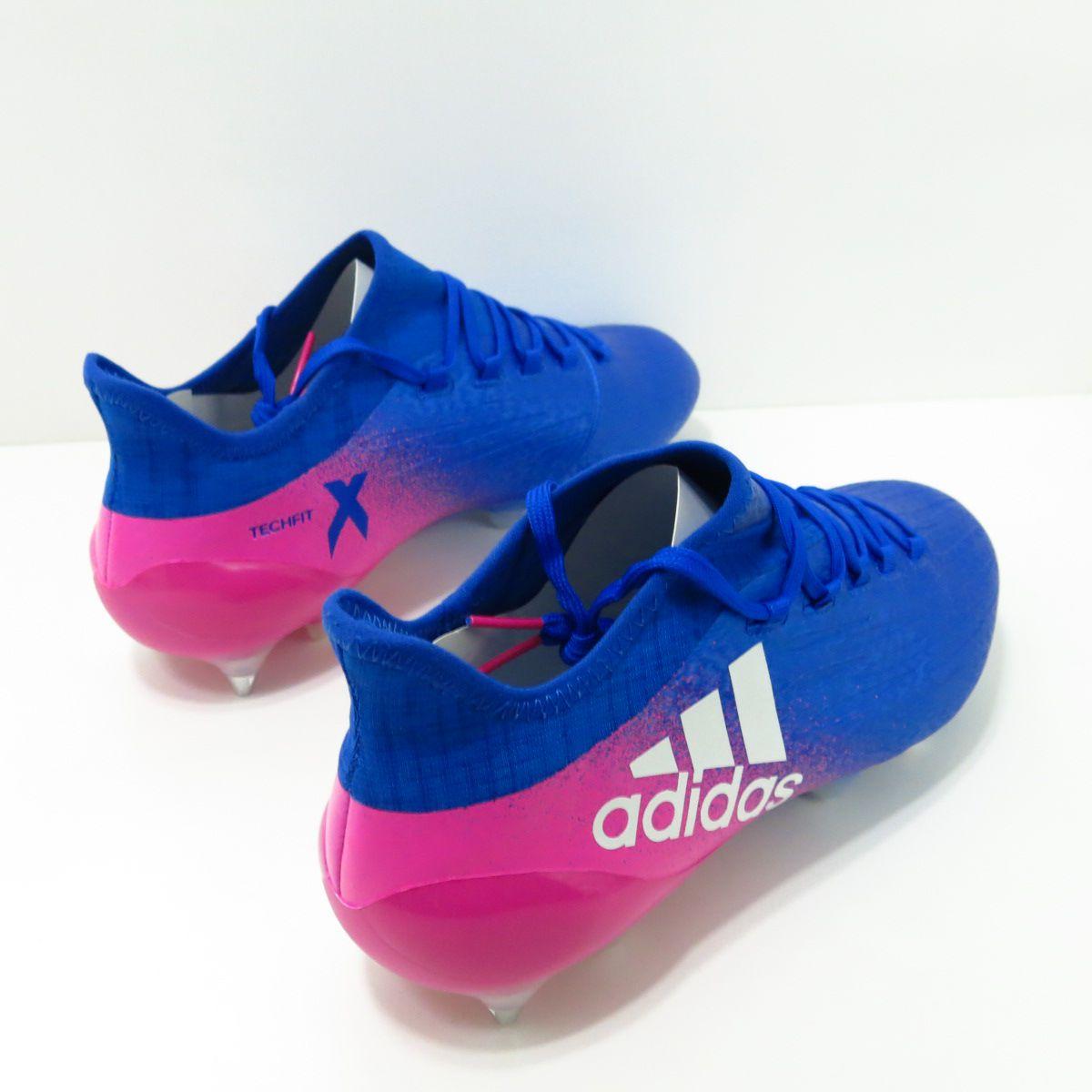 Chuteira Adidas X 16.1 SG Trava Mista