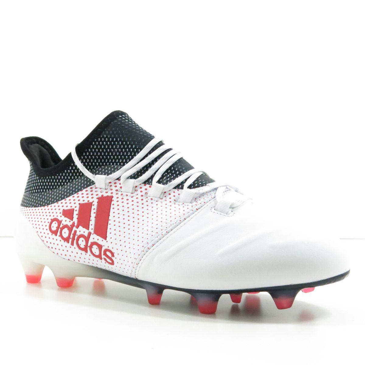 Chuteira Adidas X 17.1 FG Elite - Couro de Canguru